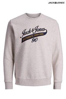 Sweat Jack & Jones à logo