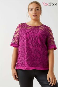 Lovedrobe Curve 3D Lace Top