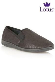 Lotus Slipper Shoes