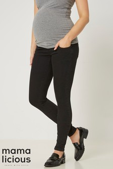 Mamalicious Skinny-Jeans (Umstandsmode)