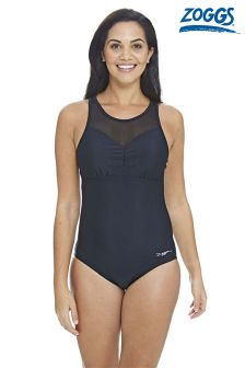 Zoggs Marengo Mesh Clipback Control Swimsuit