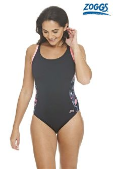 Zoggs Chaos Atomback Swimsuit
