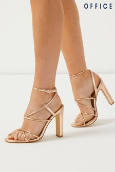Office Strappy Sandal