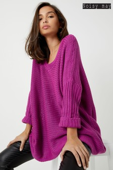 Noisy May Knitted Pullover