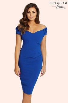 Sistaglam Loves Jessica Bodycon Dress