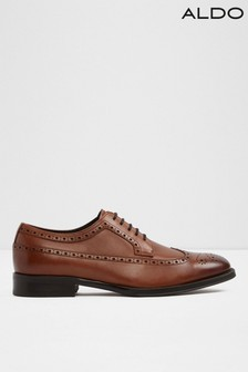 Aldo Leather Lace Up Brogues