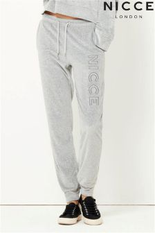 NICCE Velour Joggers