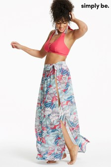 Simply Be Sarong Skirt