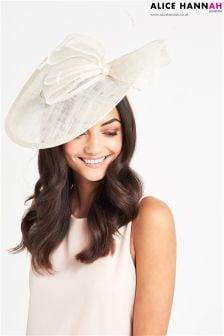 Шляпа-вуалетка Alice Hannah