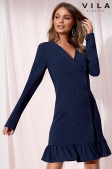 Vila Blazer Dress