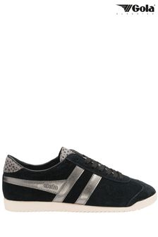 Gola Bullet Savanna Suede Lace-Up Trainers