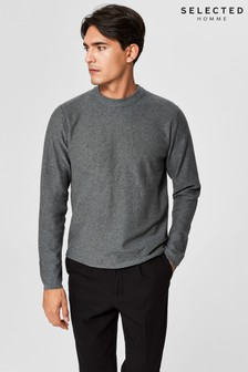Selected Homme Cashmere Blend Jumper