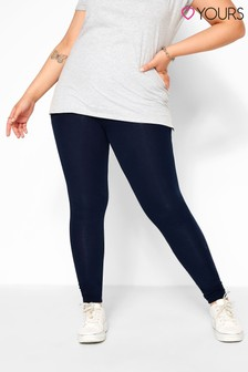"Yours Curve 30"" Essential Leggings"
