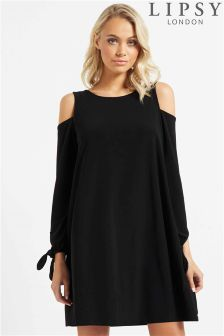 Lipsy Cold Shoulder Dress