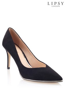 Lipsy Mid Heel Courts 85mm