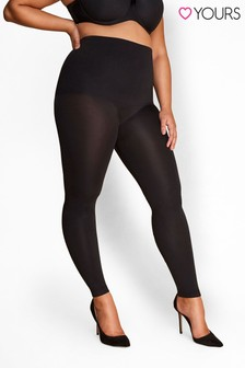 Yours Curve High Waist Shaping Leggings