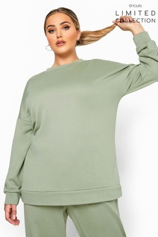 Yours Limited Collection Curve Sweatshirt