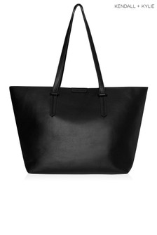 Kendall & Kylie Izzy Soft Vegan Leather Tote Bag