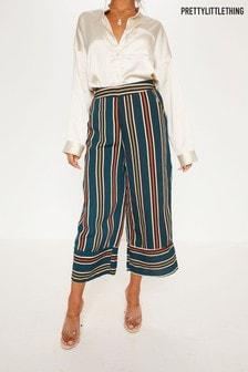 PrettyLittleThing Stripe Culottes