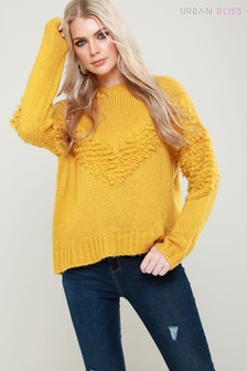 Urban Bliss Loopy Chevron Jumper