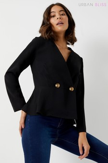 Urban Bliss Peplum Shirt