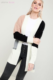 Urban Bliss Patchwork Cardigan