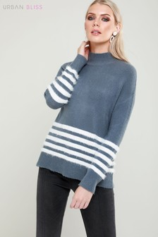 Urban Bliss Stripe Jumper
