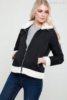 Urban Bliss Aviator Padded Jacket