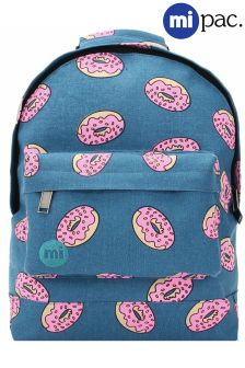 Mi-Pac Doughnuts Print Mini Backpack