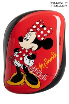 Tangle Teezer The Compact Styler - Disney Minnie Mouse Ruby Red