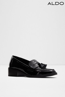 Aldo Leather Penny Loafers