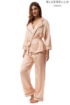 Bluebella Wren Kimono And Trouser Set