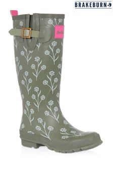 Brakeburn Print Wellies