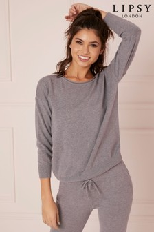 Lipsy Knit Slouch Top