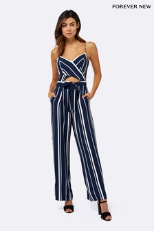 Forever New Cut Out Jumpsuit