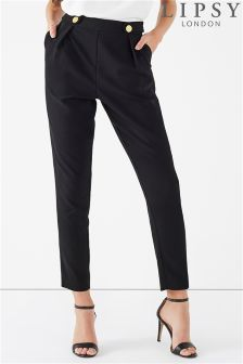 Lipsy Button Up Trousers