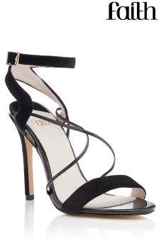Faith Barely There Sandals