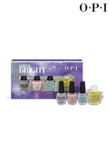 OPI Nail Treatment Shine Bright Mini Gift Set