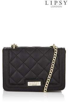 Lipsy Quilted Chain Shoulder Bag