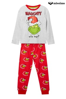 Missimo The Grinch PJ Set