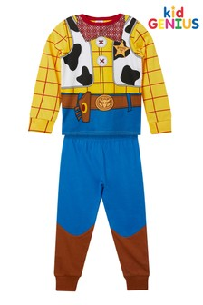 Missimo Toy Story Woody Dress Up PJ Set