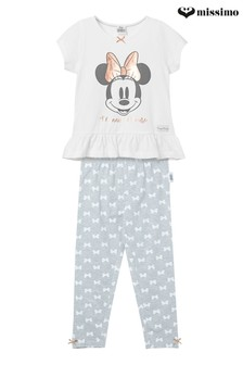 Missimo Minnie Frill Hem PJ Set