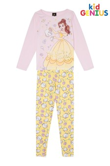 Kid Genius Beauty And The Beast PJ Set