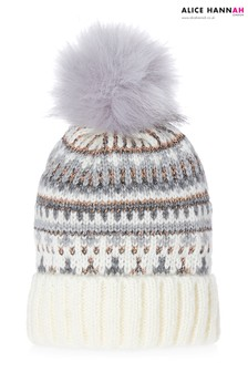 Alice Hannah Knitted Hat