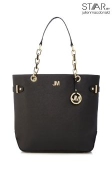 Star By Julien Macdonald Ring Detail Shopper Bag