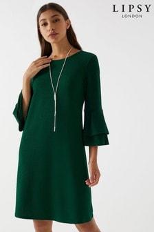 Lipsy Necklace Shift Dress