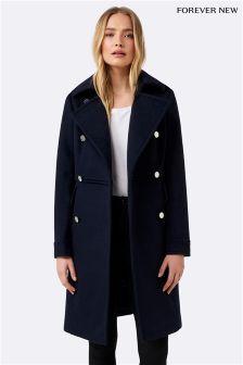 Forever New Oversize Coat