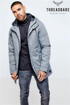 Threadbare Hooded Parka