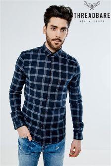 Threadbare Boomer Check Shirt