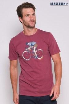 Brakeburn Cyclist Garment Dyed Tee